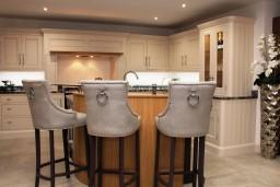 Dempsey Cream Hand Built Kitchen
