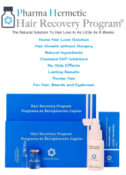 Pharma Hermetic Hair Recovery Program