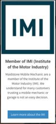 IMI Member