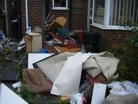 rubbish removal house clearance before