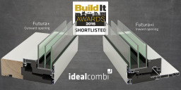Idealcombi Futura+ shortlisted in Best Windows