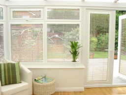 Valeting of window blinds
