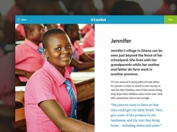 Camfed - https://stories.camfed.org/stories/