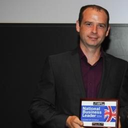 Scoot Headline Award Gold Winner 2014 - National Business Leader 2014