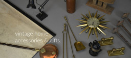 Vintage home accessories and gifts