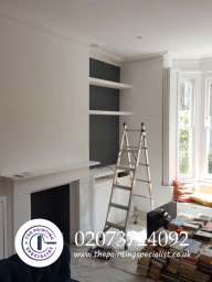 Decorating Living Room in London