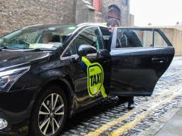 Corporate Taxi Transport in Dublin