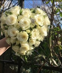 Wedding Bouquets by Flower Design, Ripon. North Yo