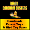 Birdy Boredom Busters Parrot Toys