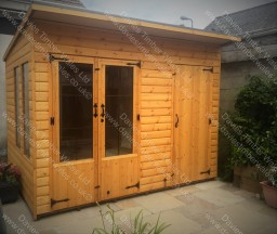 Summer House & Shed