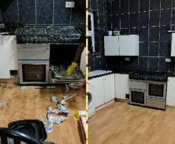 Kitchen Cleaning Sheffield