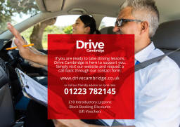 Driving Lessons Cambridge