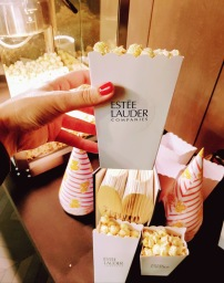 Branded Popcorn Boxes and Cart Hire London