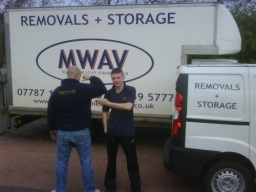 Mwav Man With A Van Edinburgh Luton And Transit Van Oscar Lucas 2