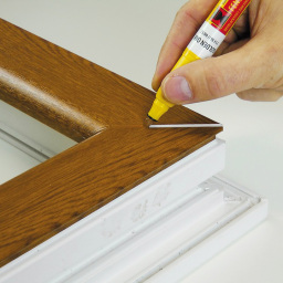 Window frame repairs