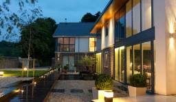 External lighting, design & installation