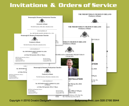 Orders of Service