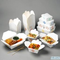 VIP takeaway food packaging