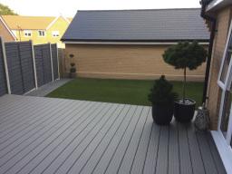 Artificial Grass & Composite Decking