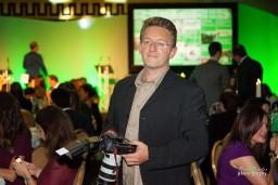 Nick Fowler Award Ceremony Photographer Cardiff