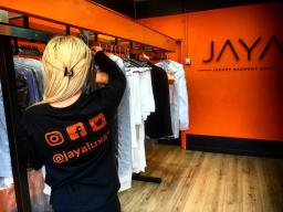 JAYA Luxury Garment Care Premises