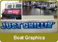 Boat Names Vinyl Graphics