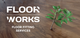 We Fit Hardwood Flooring