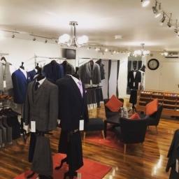 The TDR Menswear store