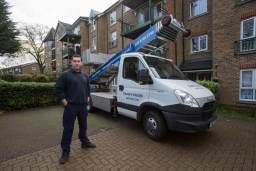 Logistics Service Furniture Hoist Beckenham Kent
