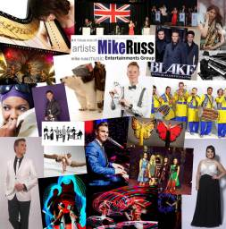 Some of the Spectacular Performers we Supply