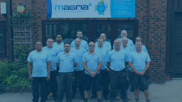 Magna IM Engineer Team