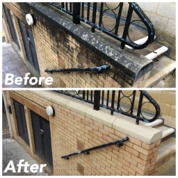 Specialist Stone DOFF Steam Cleaning