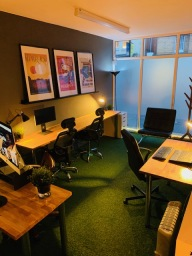 Desk Space to Rent in Bournemouth