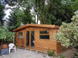 Timber Garden Room