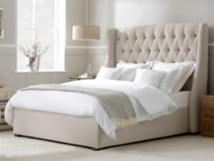 Austen Winged Bed
