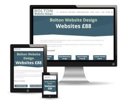 Bolton Website Design