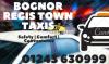 Bognor Regis town taxis