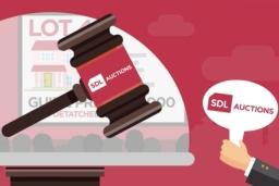 SDL Auctions Graphic