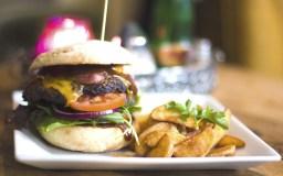 Tiger's Eye Restaurant, Burger, Game Meat, Steak