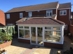 Solid Conservatory Roof | Premier Roof Systems