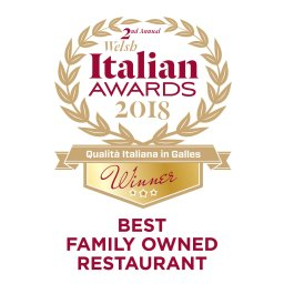 Best Family Owned Italian Restaurant in Wales