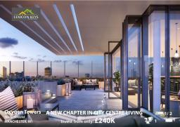 Buy Oxygen Towers MANCHESTER Luxury Skyline