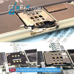 iphone 6 simcard reader repair service