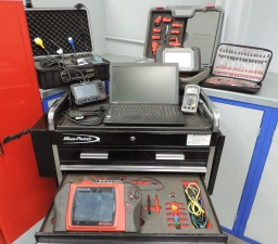 Autokare Cambridge Diagnostics equipment