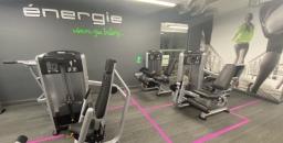 Resistance Machines at energie Fitness Kiln Farm