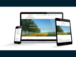 Responsive Website | Eco Thermal Homes Ltd