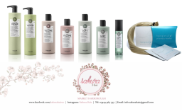 Sakura Hair aftercare products