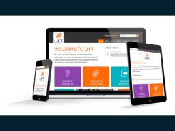 Responsive Website | LIFT