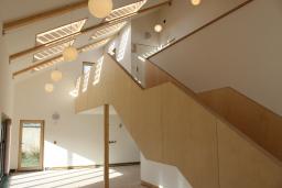 Solarsense low energy demonstration building