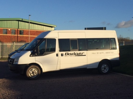 Details For Badger Van Hire In Brannam Crecent Roundswell